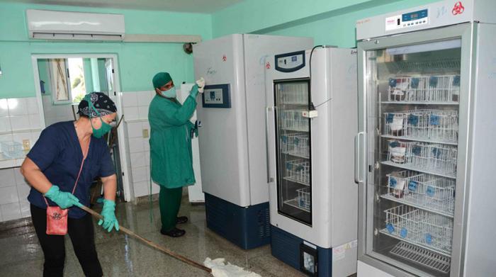 Listo hospital Amalia Simoni de Camagüey para retomar sus servicios habituales