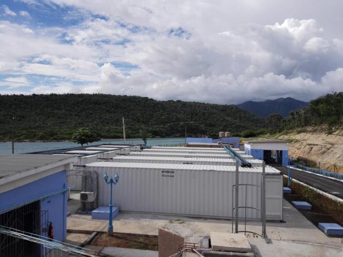 Cuba completará este año nueve plantas desalinizadoras