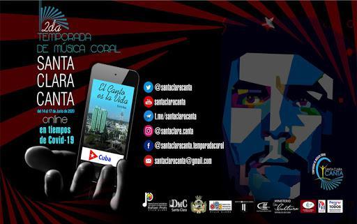Desde Cuba, jornadas de canto coral online por la paz y la solidaridad