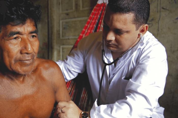 El pueblo de Brasil conoció la valía de los médicos cubanos.