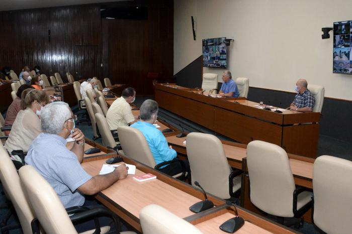 Cuba logró esta semana cifras alentadoras en el combate de la Covid-19