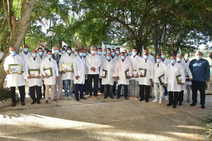 Aprueba Parlamento Centroamericano resolución a favor de Nobel de la Paz para médicos cubanos