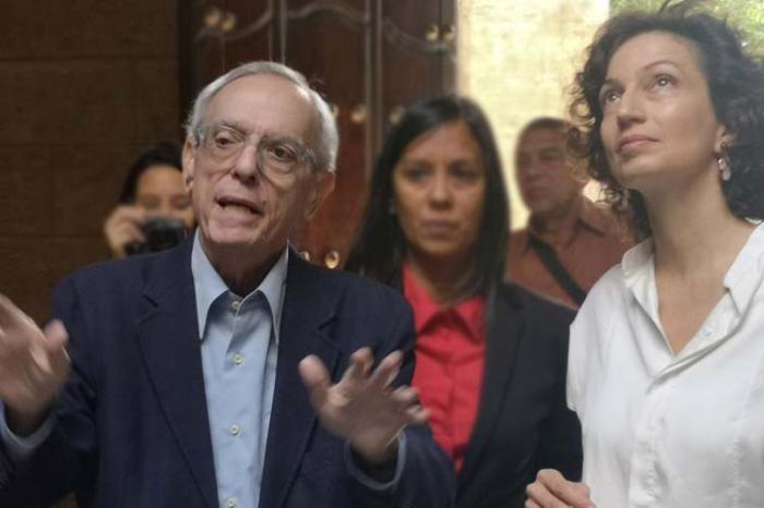 Directora de la Unesco lamenta la muerte de Eusebio Leal