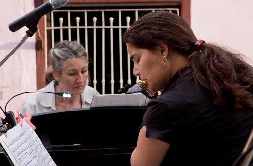 flautista Niurka González