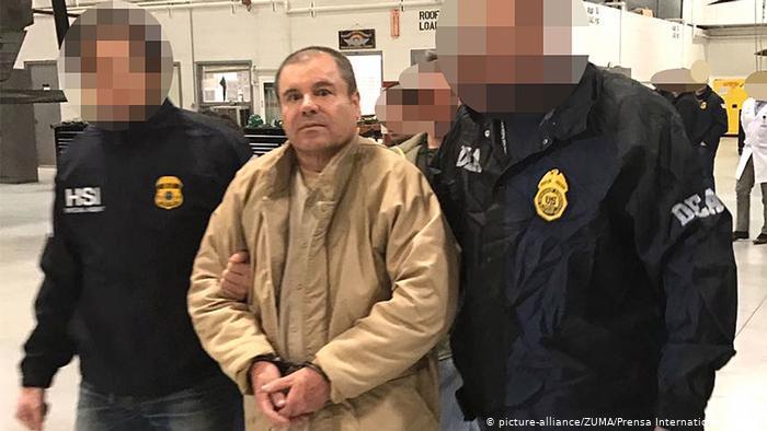 """El """"Chapo"""" Guzmán apela su condena y la sentencia a cadena perpetua"""
