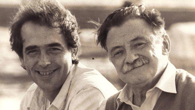 Joan Manuel Serrat rinde homenaje a Benedetti en su centenario