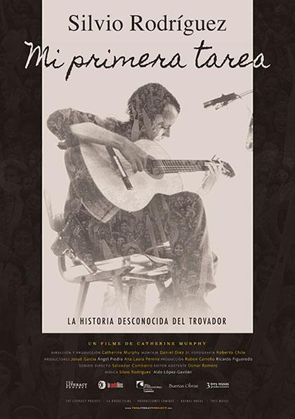Documental sobre Silvio Rodríguez en Festival Internacional de Buenos Aires