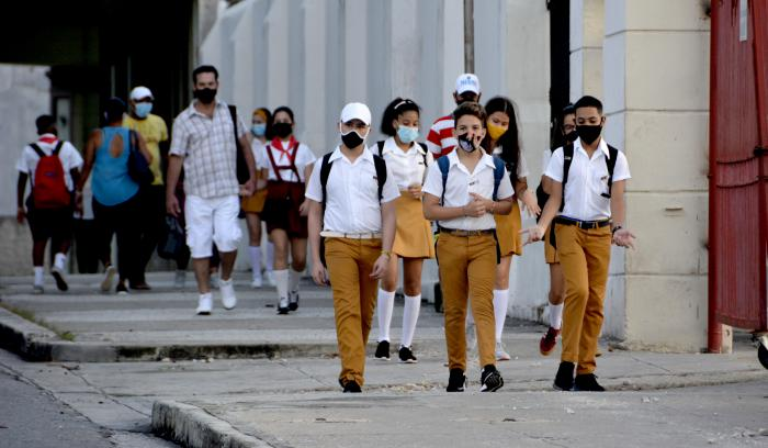 School year in Cuba will begin in the context of a better Covid-19 scenario