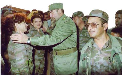 Operación Carlota, una histórica página del altruismo cubano