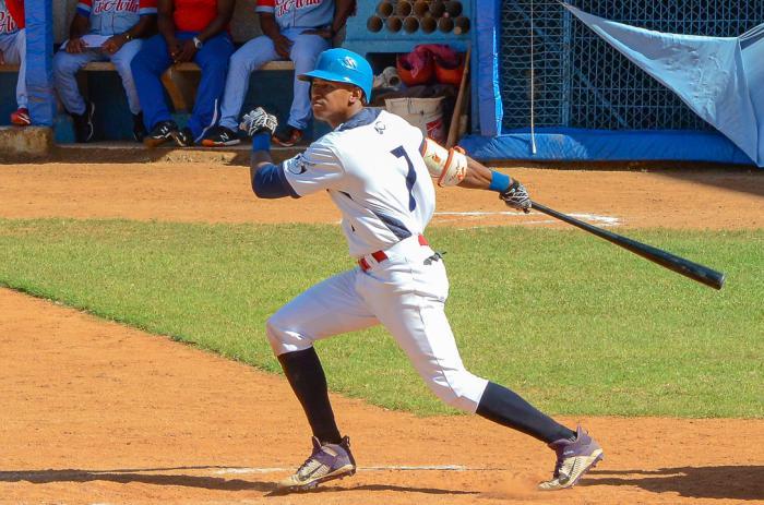 Bravo leading bats at National Baseball Series