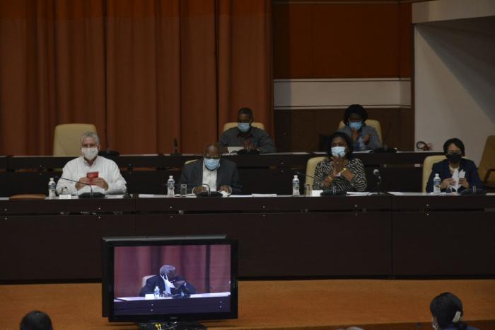 Sexto periodo ordinario de la IX legislatura de la Asamblea Nacional del Poder Popular