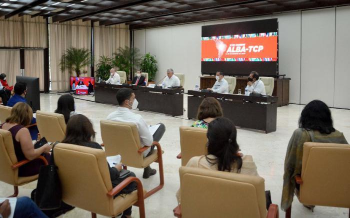 Declaración de la XVIII Cumbre ALBA-TCP: fortalecernos como alternativa contrahegemónica, democrática e incluyente