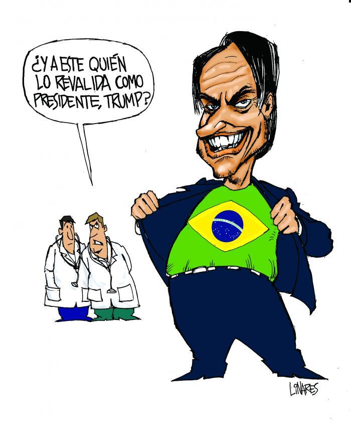 Lamentable Brasil…