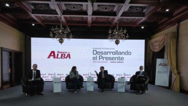 Banco del ALBA denuncia impacto en la región de medidas coercitivas contra Venezuela, Cuba y Nicaragua