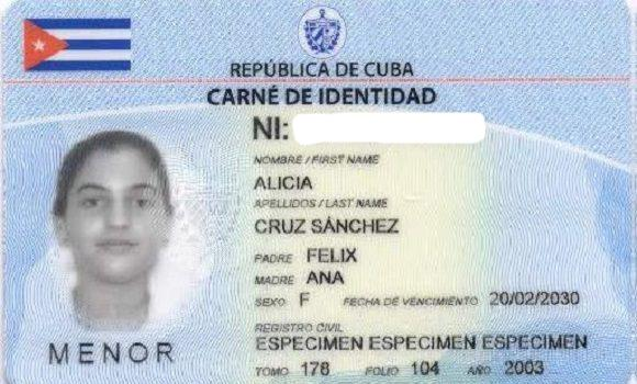 Circulará nuevo formato de la Tarjeta de Menor en Cuba