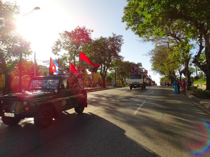 Vuelve la Caravana de la Libertad a recorrer Cuba