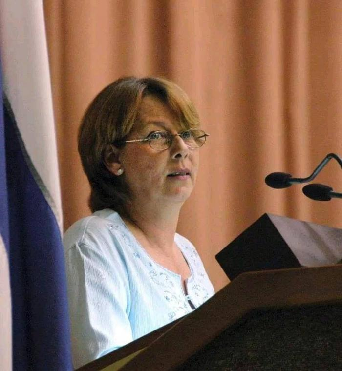 Falleció Rosa Aurora Freijanes, luchadora por el regreso de Los Cinco