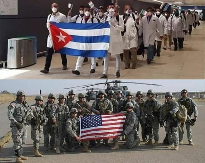 Cuba es una nación pacífica que ha sido víctima del terrorismo de EE. UU