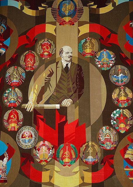 El gran Lenin