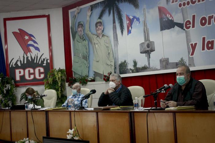 Díaz-Canel en Villa Clara: el enfrentamiento a la Covid-19 tenemos que hacerlo mejor