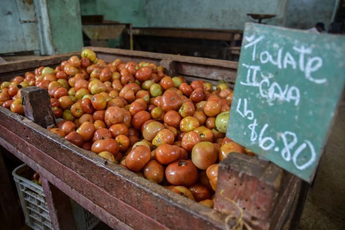Recorrido Agros; por los precios máximos minoristas de productos agricolas seleccionados; en Neptuno y Escobar