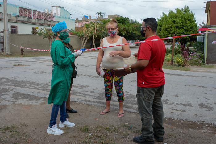 Experto asegura que Camagüey muestra peligroso incremento de casos de COVID-19