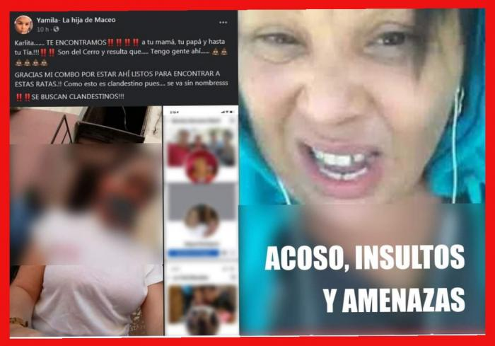 Todos confesaron que Yamila Betancourt fue quien patrocinó estas acciones.