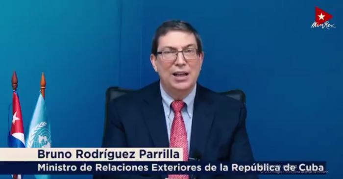 Destaca Cuba importancia de preservar acuerdos de desarme y control de armamentos (+ Video)