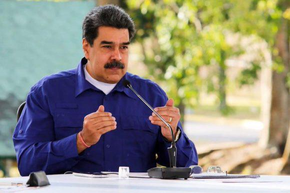 Presidente de Venezuela agradece envío de vacunas de Cuba para ensayos clínicos contra COVID-19
