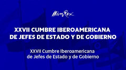 Participará Díaz-Canel en Cumbre Iberoamericana de Jefes de Estado y de Gobierno