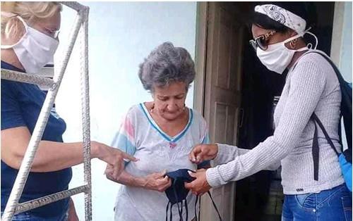 a asistencia social ofrece protección a más de 16 000 ciudadanos en Camagüey