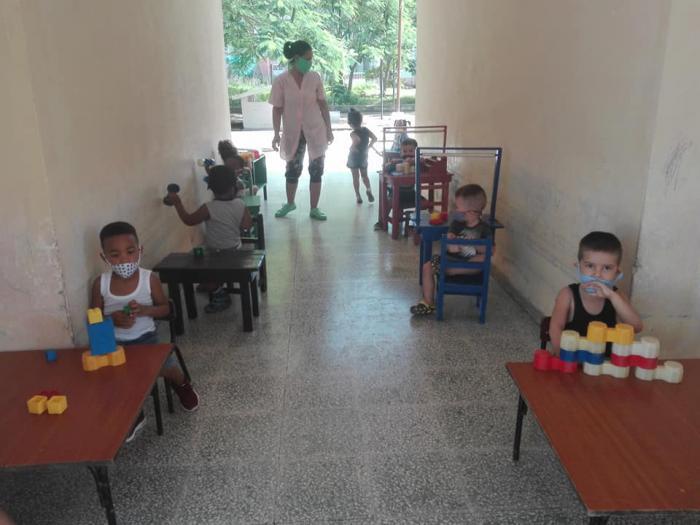 Mejoran condiciones y aumentan capacidades en círculos infantiles de Camagüey