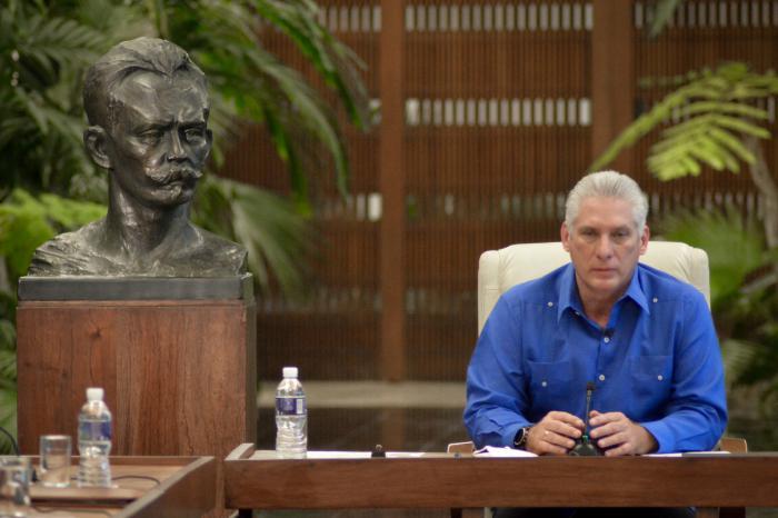 En vivo: Gobierno de Cuba se dirige al pueblo en la mañana de este lunes