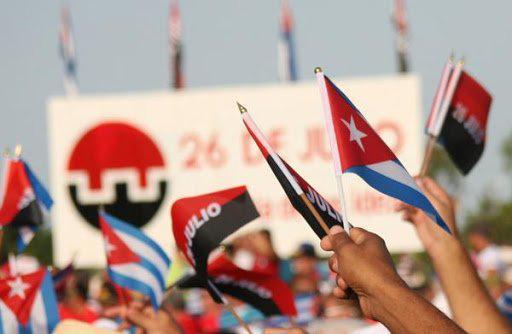 Así celebra Cuba el Día de la Rebeldía Nacional