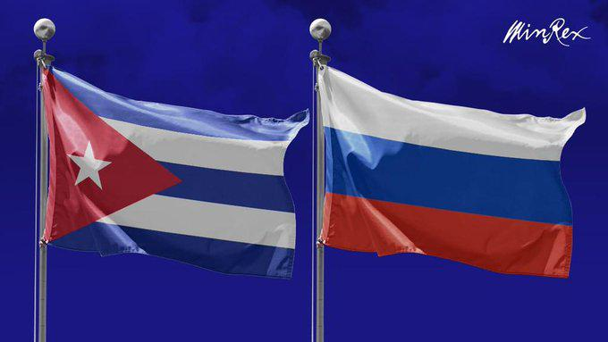 Díaz-Canel held telephone conversation with Vladimir Putin
