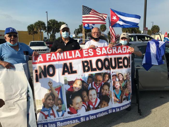 Caravanas en Estados Unidos pedirán fin del bloqueo contra cuba