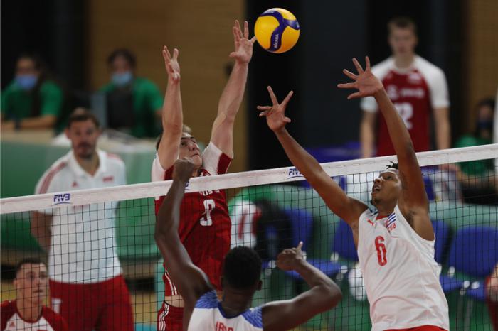 Cuba cae ante Polonia en , Campeonato Mundial Sub-21 de voleibol
