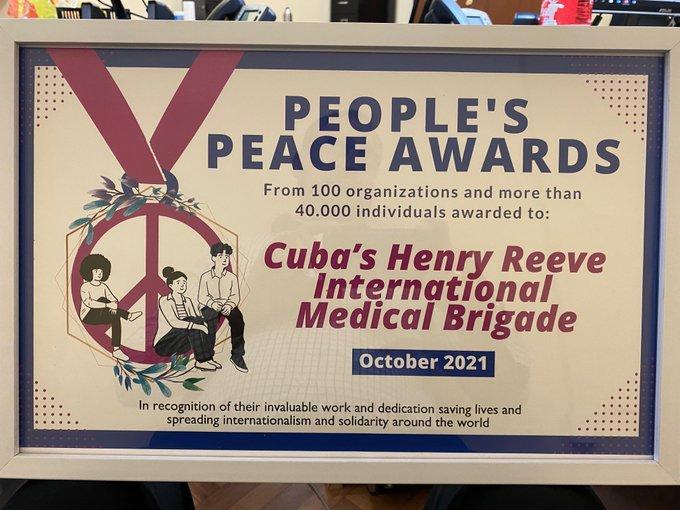 premio paz de los pueblos