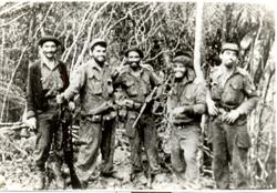 La toma de El Cobre fue una acción de los combatientes del III Frente Oriental bajo el mando del Comandante Juan Almeida
