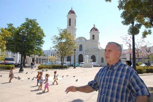 Otorgan Premio Nacional de Patrimonio al arquitecto cubano Irán Millán Cuétara