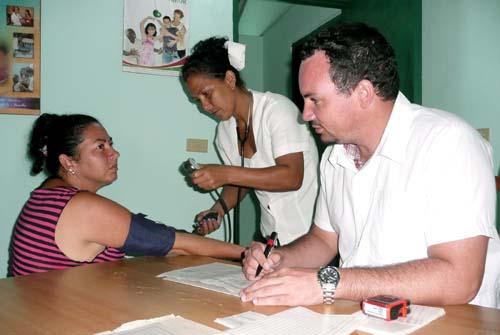 Guáimaro: atención primaria de salud garantizada