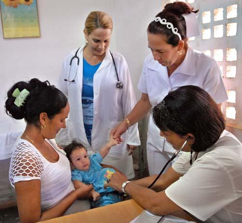 Cuba se suma a la celebración del Día Mundial de la Salud