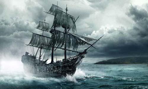 La leyenda del buque fantasma for Todo sobre barcos