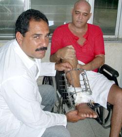 Cuba mostrará logros de fijación externa en cita de Ortopedia