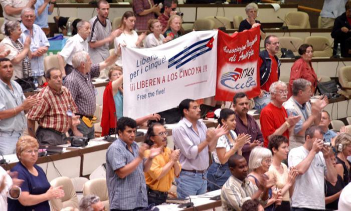 Gewerkschaftsvertreter Lateinamerikas
