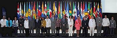 Außenministertreffen vor dem 2. Gipfeltreffen der CELAC in Havanna