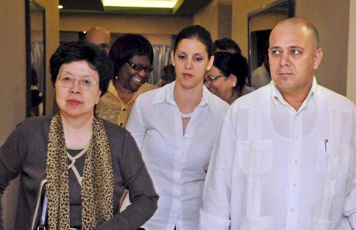 Margaret Chan, Generaldirektorin der Weltgesundheitsorganisation (WHO)