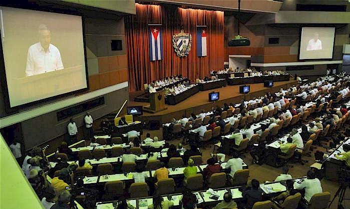 Raul Castro Nationalversammlung