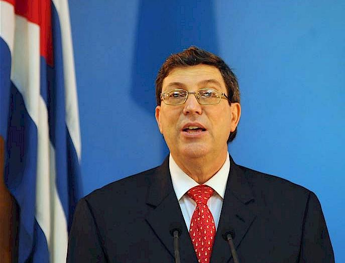 Aussenminister Kubas - Bruno Rodríguez Parrilla