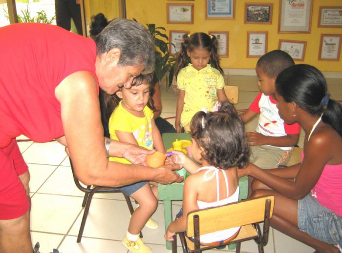 Kubanische Pädagogen